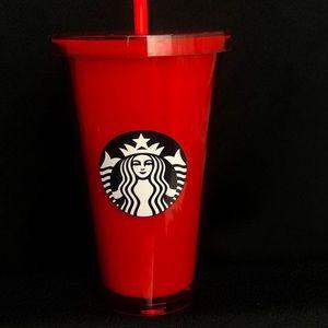 Starbucks Red Tumbler